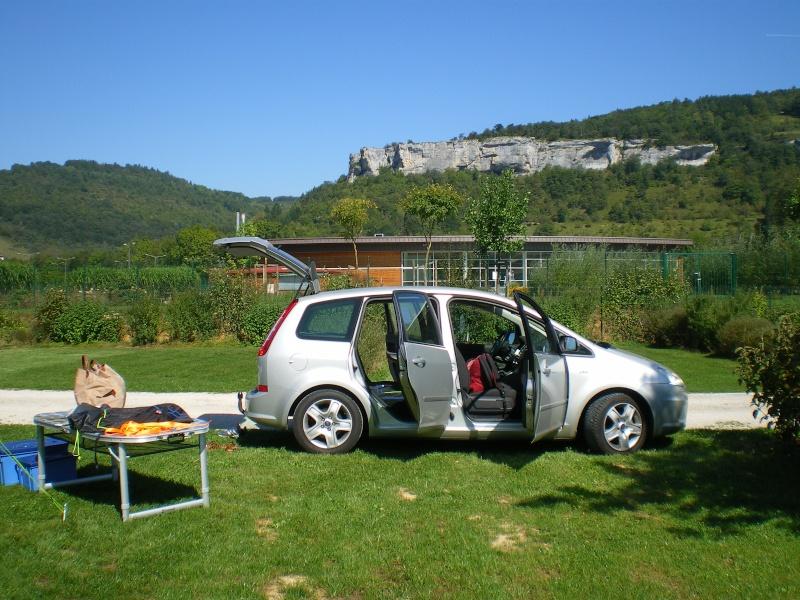 Camping La Roche d'Ully (Franche Comté) Imgp6110