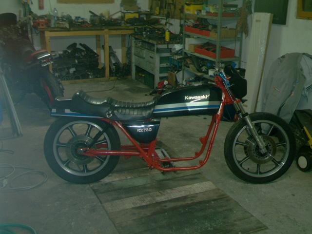 projet dragster road eagle - Page 2 1710