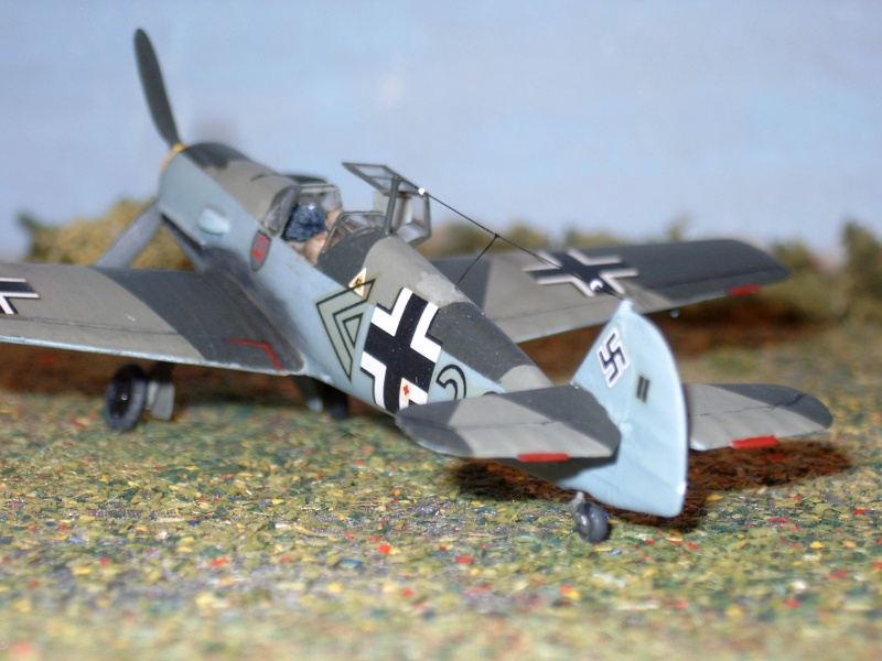 [Heller-Abt] Messerschmitt Bf 109 E Roumain 1941 Messer18