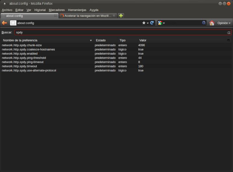Firefox Beta 12 y 13  Firefo11