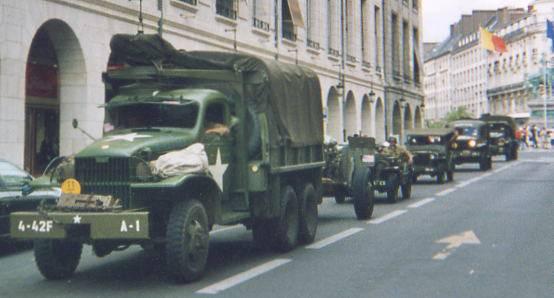 Libération de 1944 : 60 ans de commémoration à ORLEANS 60e_an11