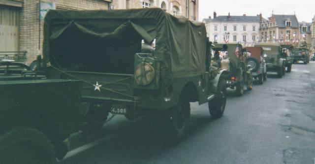 Libération de 1944 : 60 ans de commémoration à ORLEANS 60e_an13