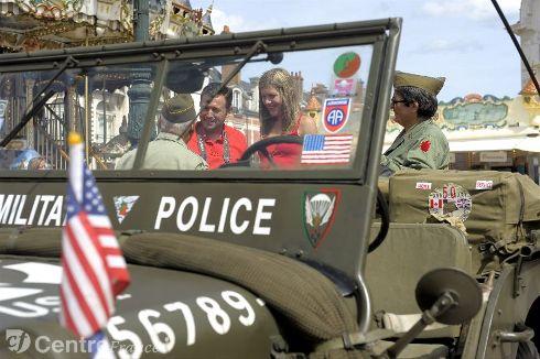 Commémoration Aout 2012 : Le 16 août 1944, la ville d'Orléans était libérée par les troupes américaines 80323810