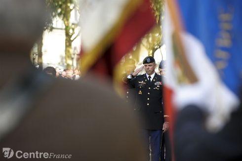 Commémoration Aout 2012 : Le 16 août 1944, la ville d'Orléans était libérée par les troupes américaines 80324610