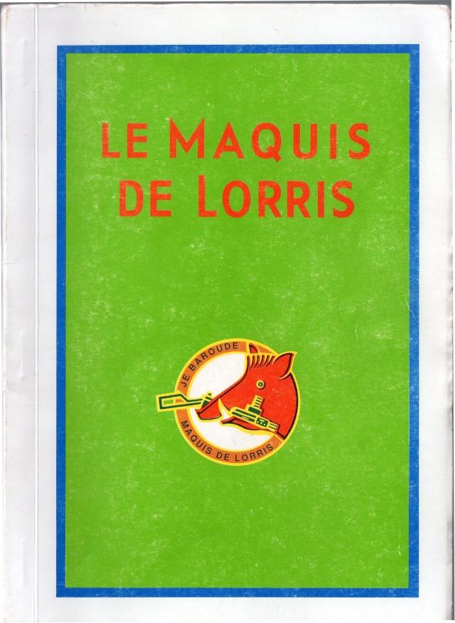 LIVRE - Le maquis de Lorris Livre-10