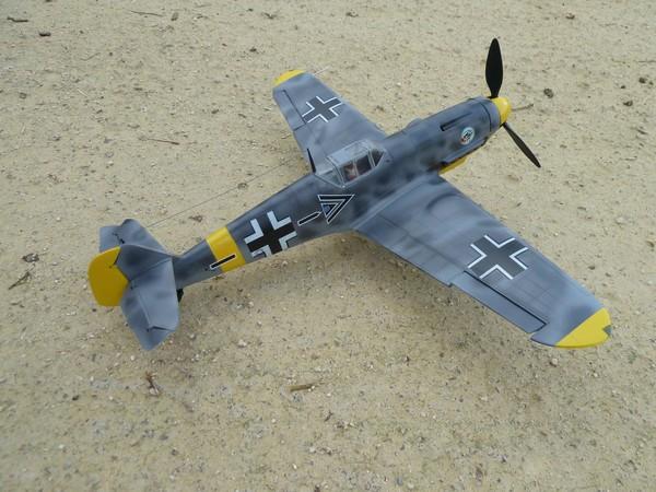 Messerschmitt BF109F 1/35ème P1090515