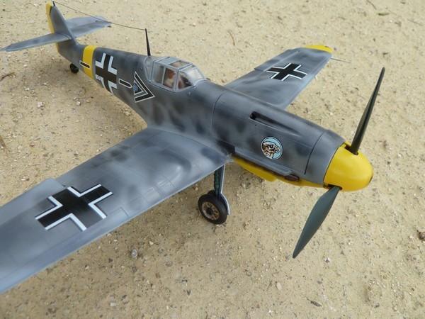 Messerschmitt BF109F 1/35ème P1090610