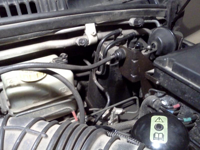 ABS et accumulateur WABCO Mot410
