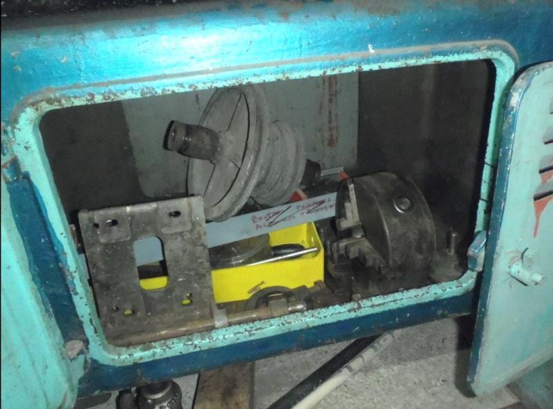 Tour à métaux S.A.M.O.A Mandri12