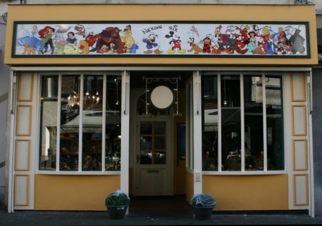 Boutique NEXUS SIX / Anvers (BELGIQUE) Winkel10