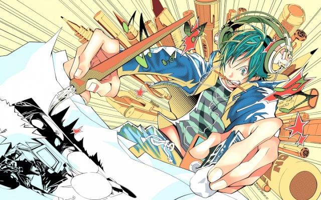 Bakuman (anime) Bakuma12