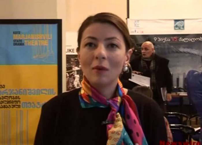 მარჯანიშვილის თეატრის კონკურსი–სემინარი Irina_10
