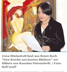 Irma Shiolashvili Irma-110