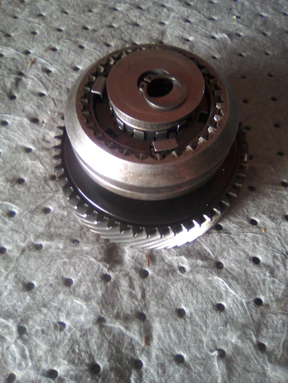 Révision boite de vitesse T5 Pignon10