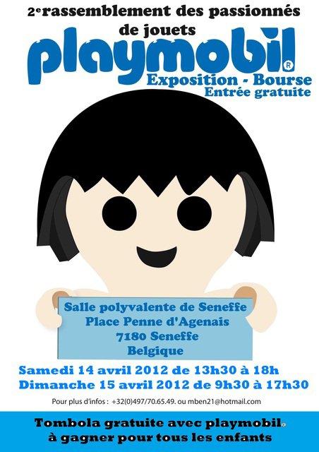 Expo Playmobil en Belgique 30633310