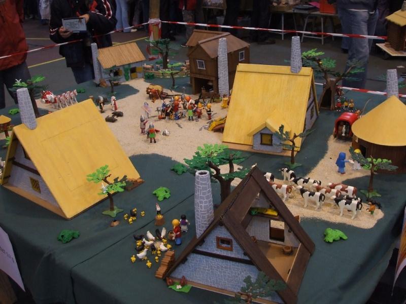 9ème rassemblement des fans de Playmobil Saumur (49) Dscf2911