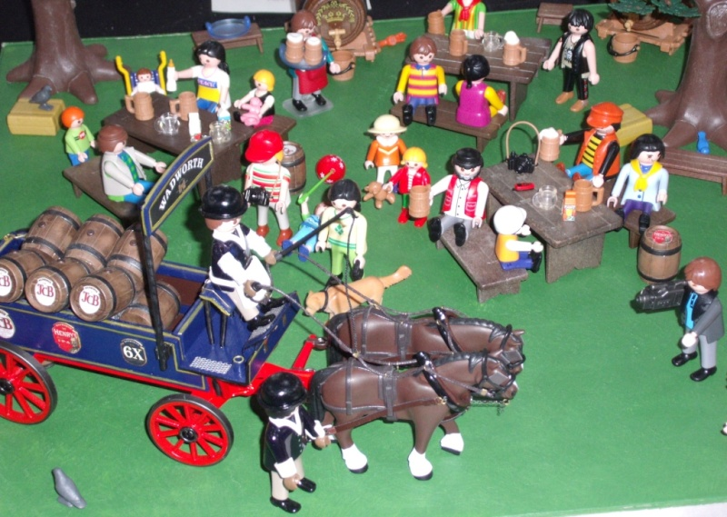 9ème rassemblement des fans de Playmobil Saumur (49) Dscf9111