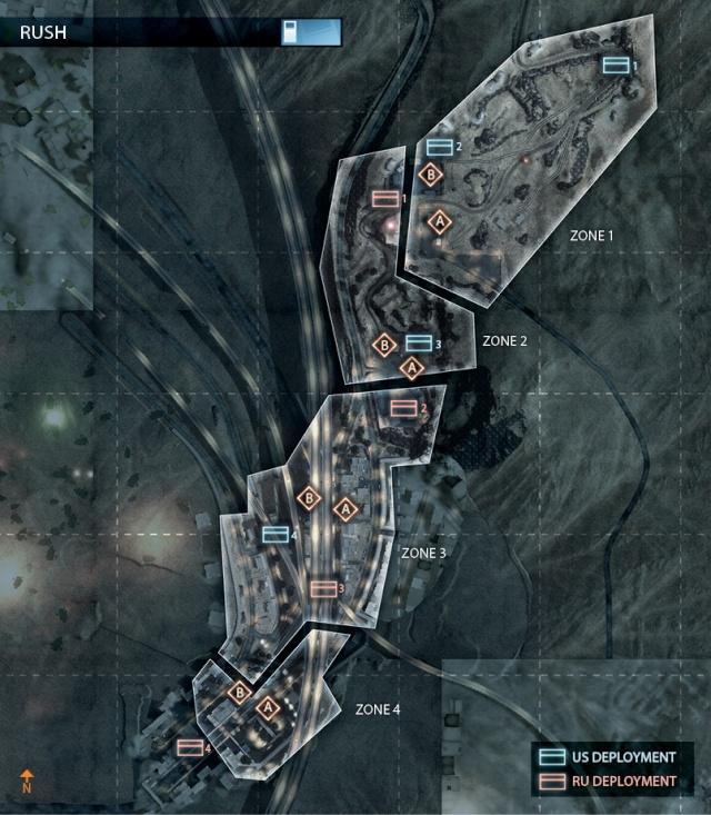 Carte en Ruée Tehran10