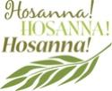 LES RAMEAUX Hosann10