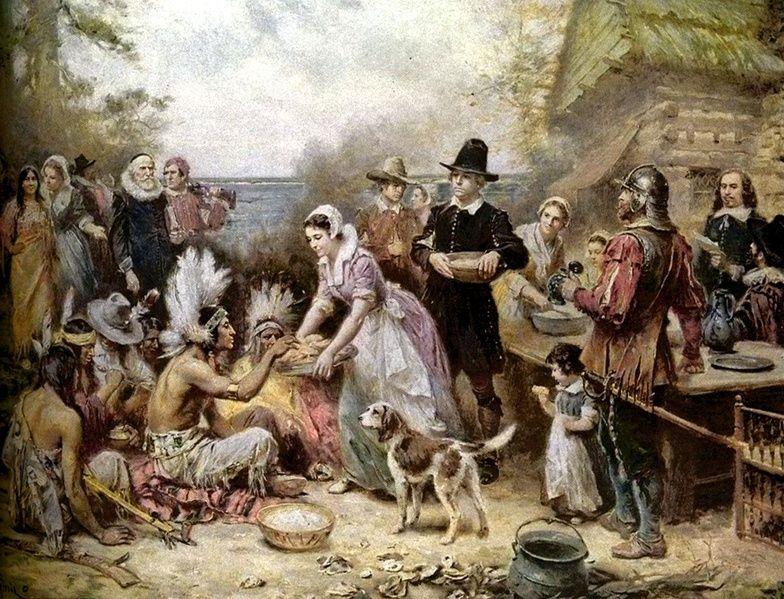 Fête de la reconnaissance - Thanksgiving ! The_fi10