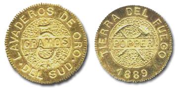 Aux confins de la Terre... Moneda10
