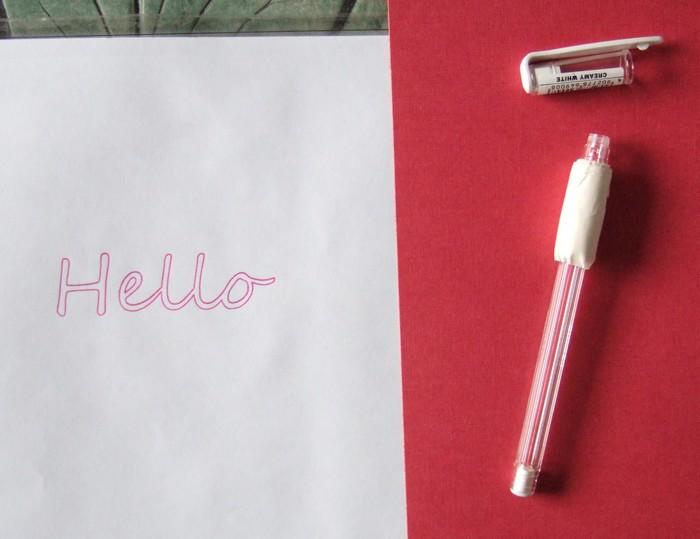 Truc pour utiliser un stylo Pilot G1 - Page 5 Crayon10