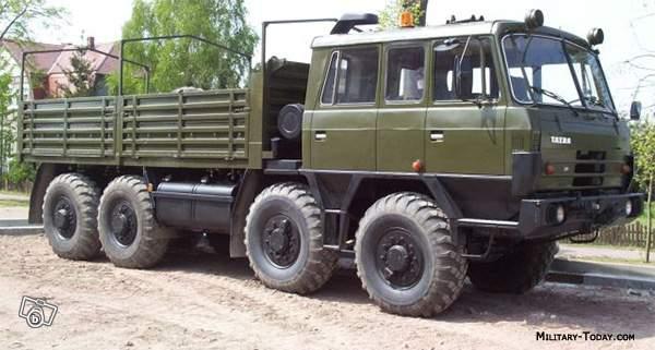 Pour le TRUCK TRIAL  ou autre Tatra10