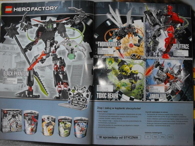 [14/09/2011] Hero Factory 4.0 : les images préliminaires Lego_i11
