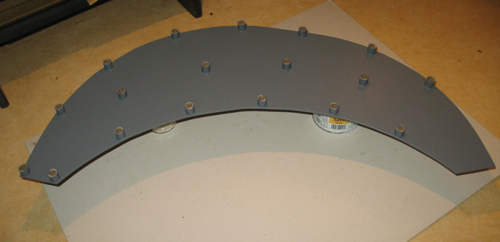 Plate-forme TV 0712