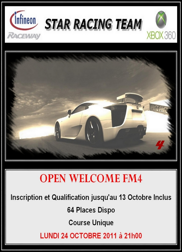 welcome forza 4 Affich12