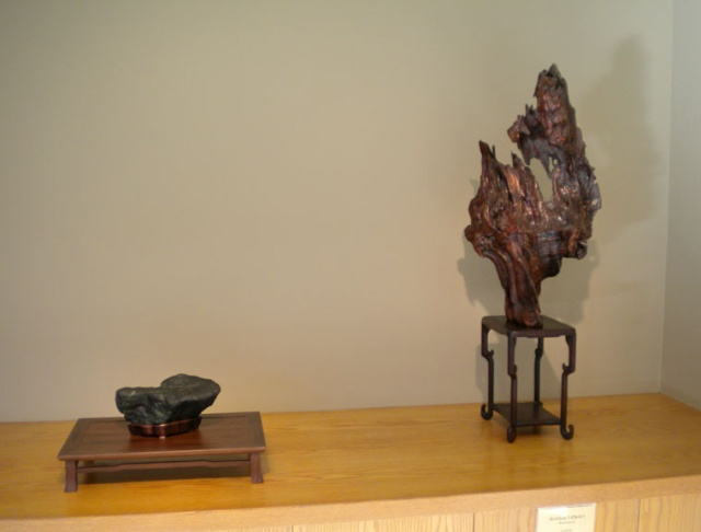 Potomac Viewing Stone Group exhibit - Magic from Earth & Water (NBPM, 11/19 - 12/18) Chris_11