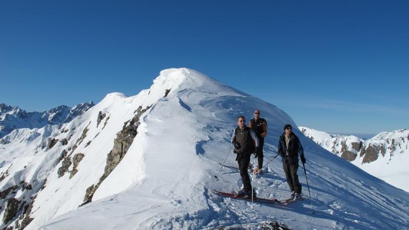 15/01/2012 - Cote Belle - face Nord (Col des Aiguillettes de Vaujany) Img_2614
