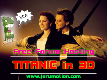 Welcome aboard for the 3D Titanic contest !  Titani10