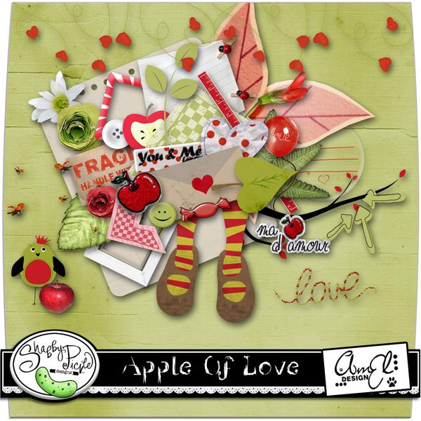 Nouveautés chez Amel'Design Appleo10