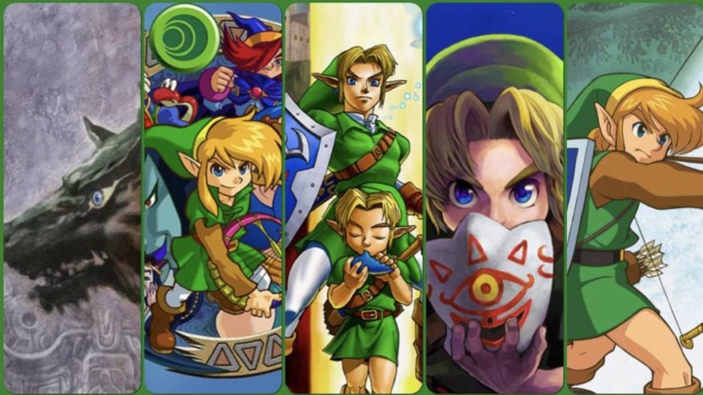 ¿Cuál es tu Zelda favorito y por qué? 15884910