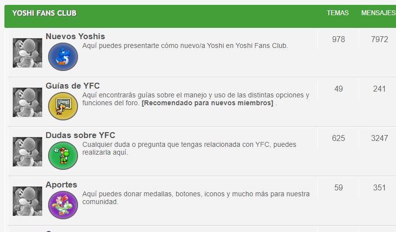 Cambios en la Apariencia de YFC Aasce10
