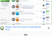 [Anuncio] Nueva Aplicación Web de YFC Appyfc10