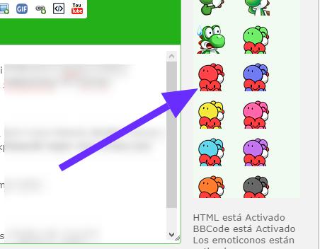 ¡Nuevos Emoticonos de Yoshi Multicolor! Emotes12