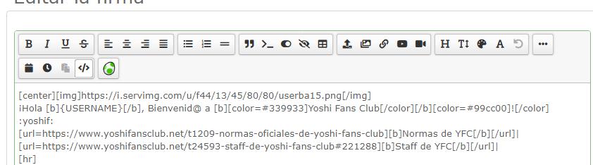Primeros pasos en Yoshi Fans Club Guiasy16
