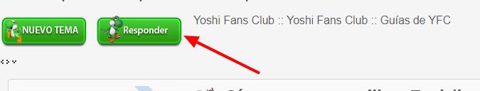 Primeros pasos en Yoshi Fans Club Guiayf12