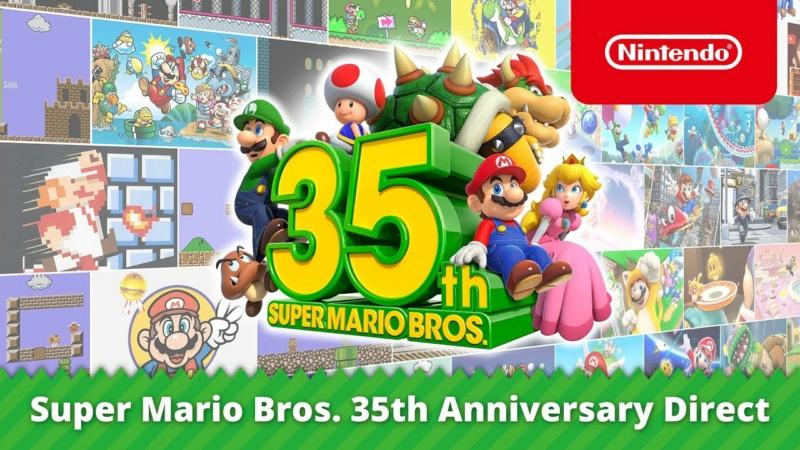 Revelada la Sorpresa por el 35 Aniversario de Super Mario Maxres10