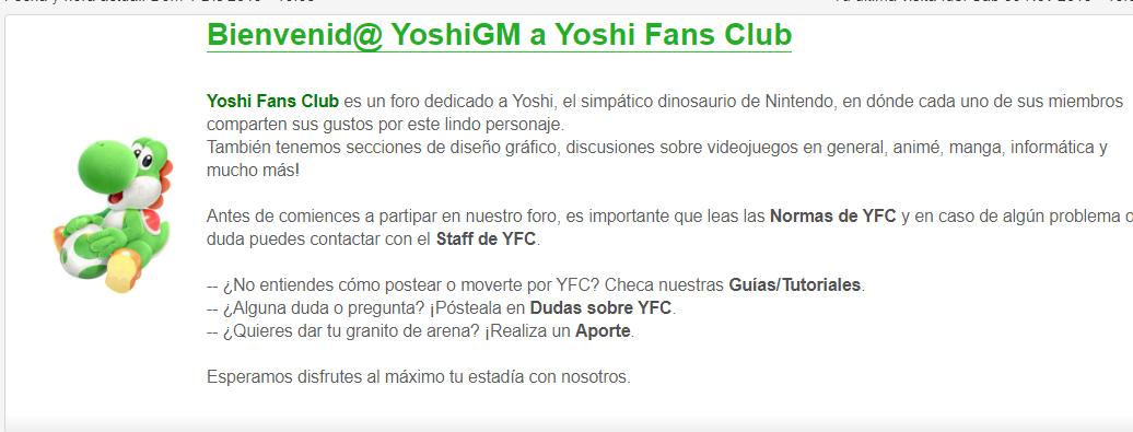 Cambios en la Apariencia de YFC Mesnaj10