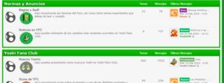 [Anuncio] Nuevo Modo Nocturno en Yoshi Fans Club Modono10