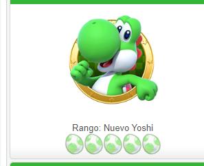 Primeros pasos en Yoshi Fans Club Nuevou10