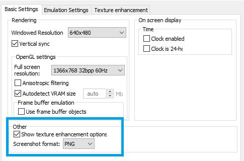 Tutorial: Cómo arreglar los bugs gráficos en Project64 Tutopj11