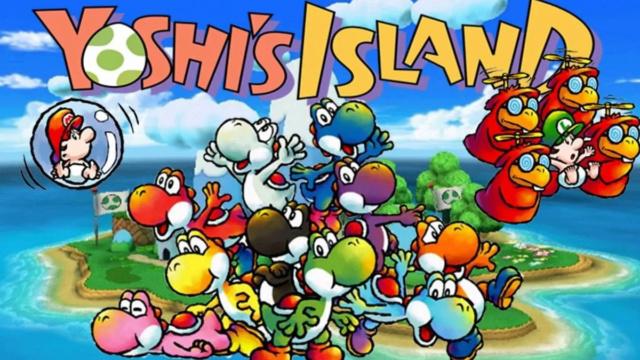 Yoshi's Island - ¡Más que un juego para mí! Yoshi_10