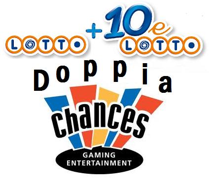 Doppia Chance dal 19 al 23 Marzo 1doppi11