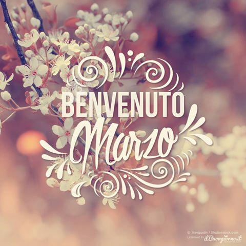 I saluti di Marzo 2019 1marzo10