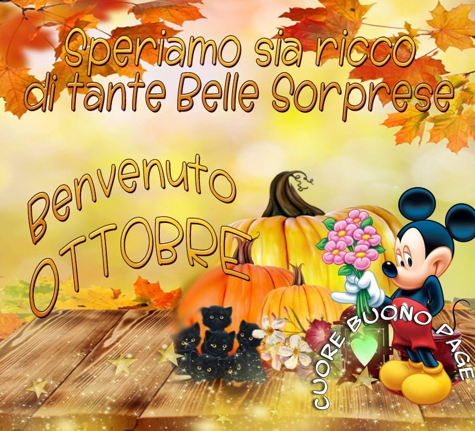 I Saluti di Ottobre Ottobr10