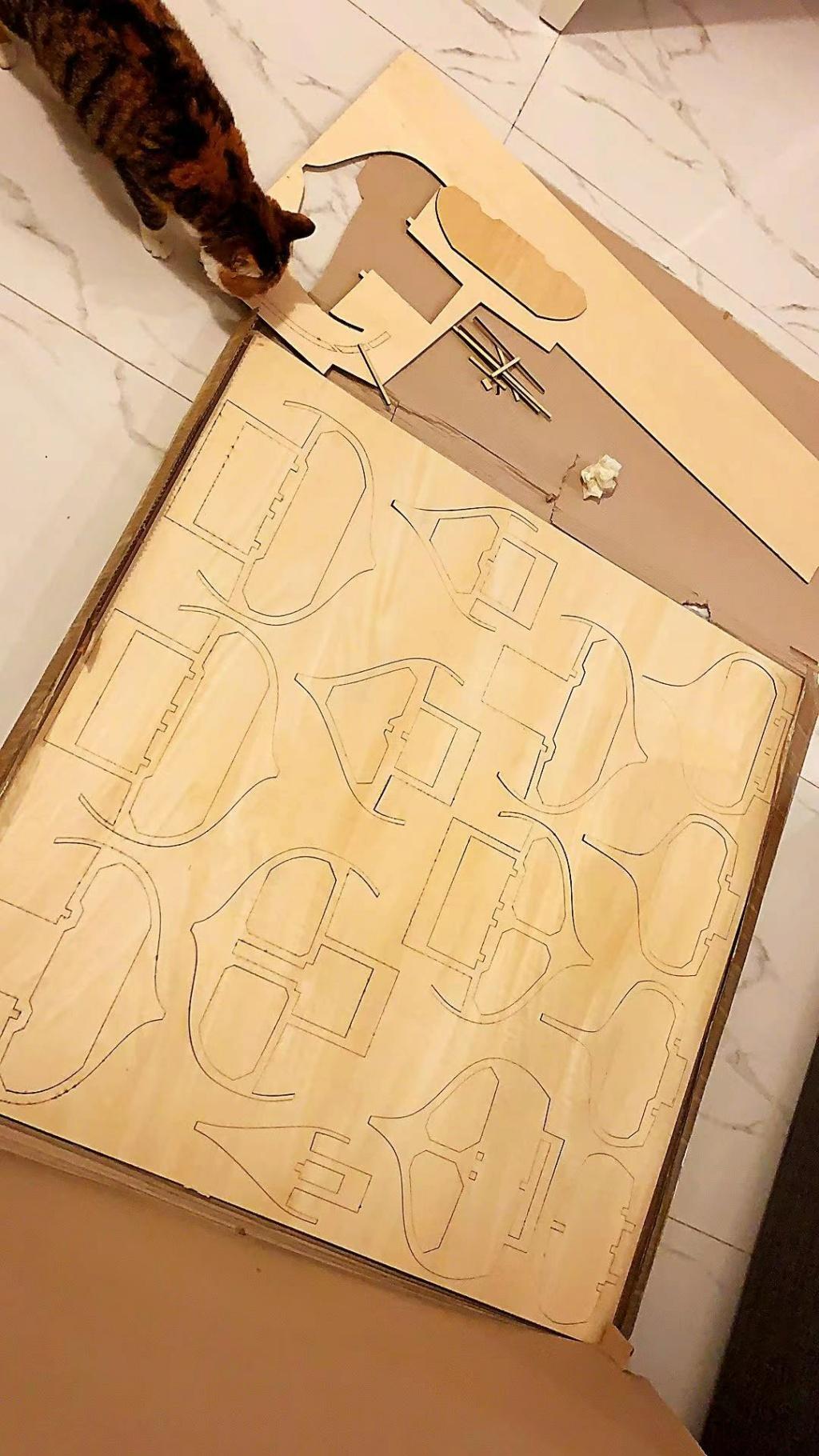 Ketch Corsaire Suedois 19202011